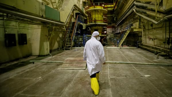 Nu kan du besøge kontrolrummet i Tjernobyl – men kun i fem minutter