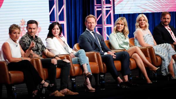 Ny 'Beverly Hills'-serie med gamle skuespillere droppes